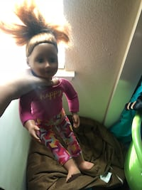 Doll items and doll from target Manteca, 95336