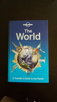 The World by Lonely Planet  Brossard, J4Y 3J4
