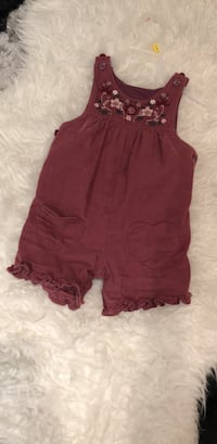 Baby girl romper 6-9 months Hampstead, H3X