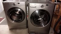 Lg Tromm Washer and Dryer Edmonton, T5Y 1K2