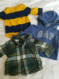 Baby Gap size 0-3mths favourite onesies. Must have Toronto, M4W 1A8