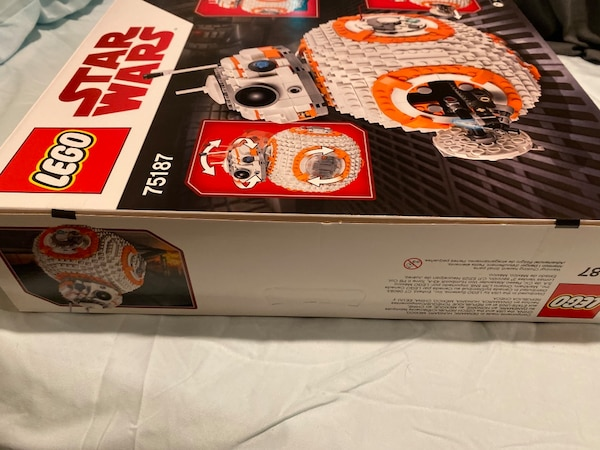 BB8 Lego NEW/UNOPENED 1