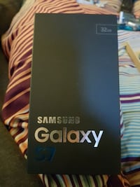 Brand new in the box Samsung S7