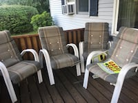 Set of 4 outdoor chairs Newburgh, 12550