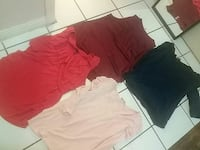 Blouse size 2x all for$ 6 Killeen, 76541