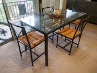 Dinning table + Chairs - Excellent condition North Bethesda, 20852