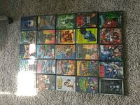 Animated dvd comic book   Citrus Heights, 95610