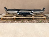 Tacoma Gen 2 rear bumper with tow hitch 1624 mi