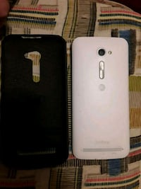 white General Mobile android smartphone with black case Pineville, 71360