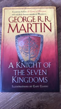 A Knight Of The Seven Kingdoms by George R. R. Martin 1175 km