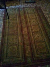 brown and black area rug North Little Rock, 72114