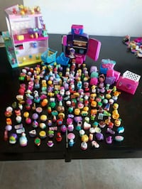 Killer Shopkins collection in perfect condition. Calgary, T2Y 5B4