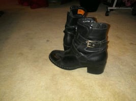 Harley Davidson womens boots