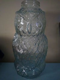 "Vintage Bloomingdales""wise old owl"" container Nicoma Park, 73066"