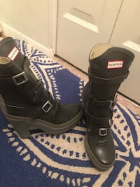 Hunter women boots size 10 Annandale, 22003