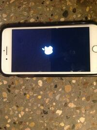 silver iPhone 6 with black case Edmonton, T6R 0L8