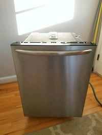 """Frigidaire Gallery 24"""" Dishwasher Stainless Steel Annandale, 22003"""
