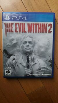 The Evil Within 2 Mississauga, L4Y 3C6