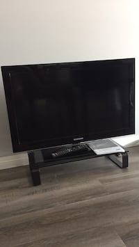 Black samsung flat screen tv Calgary, T3L