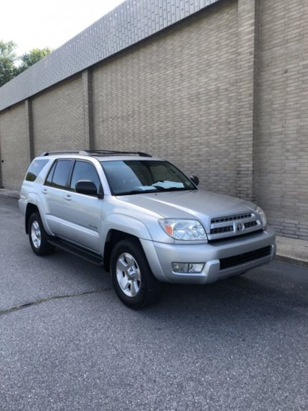 2004 TOYOTA 4Runner SPORT EDITION 4WD f2a15556-5829-48c8-a7bd-ce18f4e48194