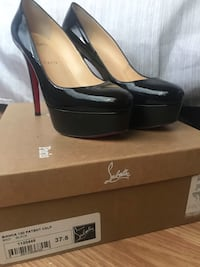 Christian Louboutin Bianca 120 !! #RedBottoms Los Angeles, 90063
