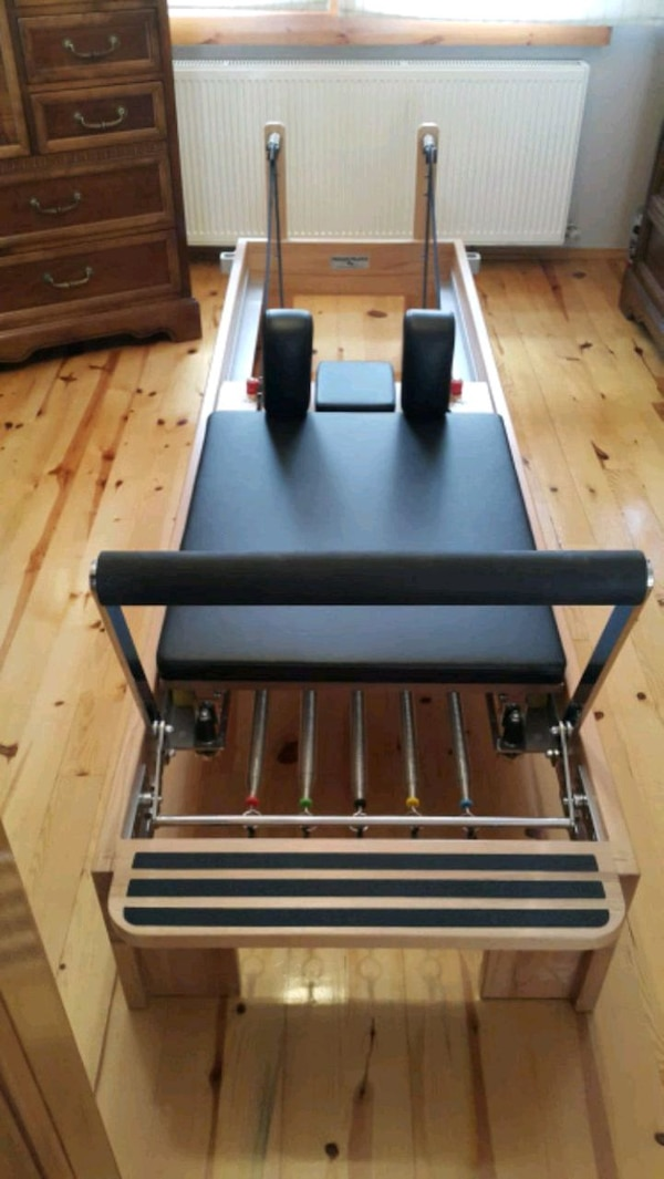 Tower Reformer Private Pilates Marka 842450df-71bf-472d-b84a-bbf74b603d16