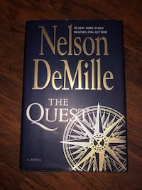 Book - The Quest by Nelson DeMille.  Mississauga, L5G 2P6