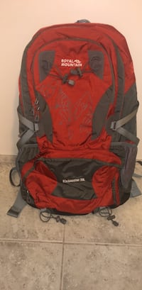 Hiking Camping Fishing Hunting Outdoor Traveling Backpack (55L) Vaughan, L6A 0W2