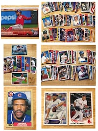 Baseball Card Lot  (106)