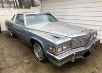 Cadillac - Coupe de Ville - 1979 Capitol Heights
