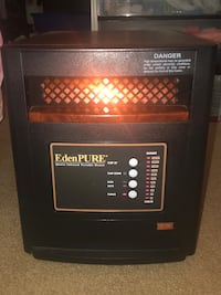 EdenPURE space heater excellent condition ! Gaithersburg, 20877
