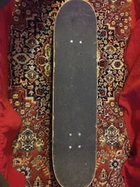 Black skateboard deck Bodrum, 48400