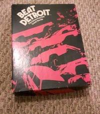 Beat Detroit board game Edmonton, T5N 2Z9