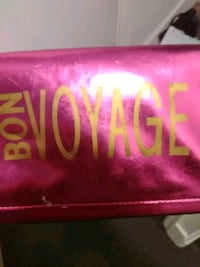 Pink  and yellow    wallet  Akron, 44301