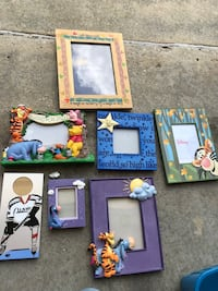 assorted photo frames and photo frames Central, 70739
