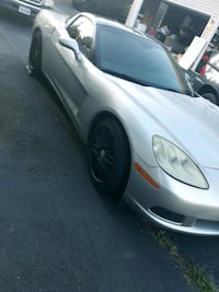 2005 Chevrolet Corvette coupe  Spotsylvania Courthouse