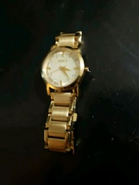 DKNY MOTHER OF PEARL GOLD TONE LADIES WATCH NY4520 Milford, 06460