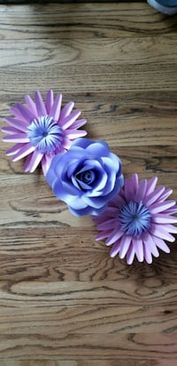 purple and pink flower decor Taylor, 48180