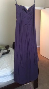 Bridesmaids/Formal Gown (Plum , size 12) Warner Robins, 31088