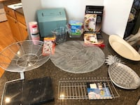 Large Lot of Random Kitchen Items $20 for all  Manassas, 20112
