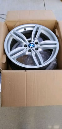 Full Set of 4 BMW M Sports wheels Simi Valley, 93065