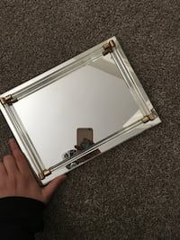 Vintage mirrored perfume tray Chilliwack, V2R 1V4