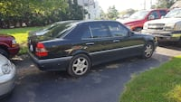 black Mercedes-Benz sedan Raleigh, 27614