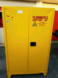 Eagle Flammable cabinet 60 gal Downers Grove, 60516
