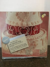 Wilton Heart Wire Lace Cake Separator Ring Brand New Manassas, 20112