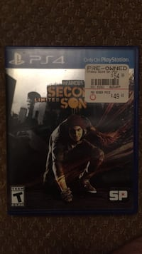 infamous second son Falls Church, 22046