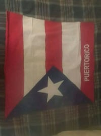 Puerto Rican flag Raleigh, 27604
