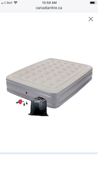 Queen air mattress  Vancouver, V5Z