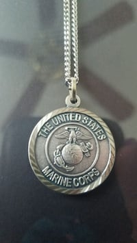 Marine corps St Michael Necklace Westminster, 21157