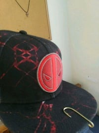 Dead pool collectable hat